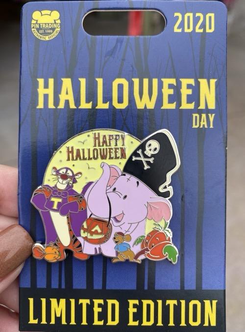 Halloween 2020 Disney Pin