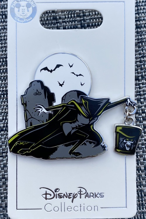 Hatbox Ghost Haunted Mansion 2020 Disney Pin
