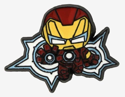 Iron Man Chibi BoxLunch Marvel Pin