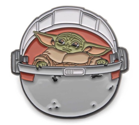 Jewelry.Brands Star Wars The Mandalorian The Child Pod Pin
