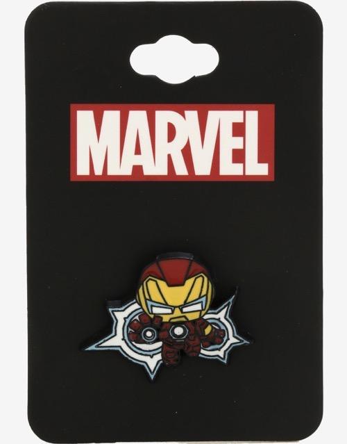 Marvel Iron Man Chibi BoxLunch Pin