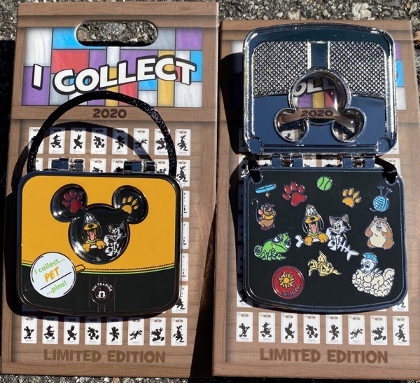 Pets I Collect Disney Pin