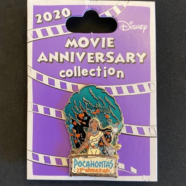 Pocahontas 25th Anniversary Cast Member Pin