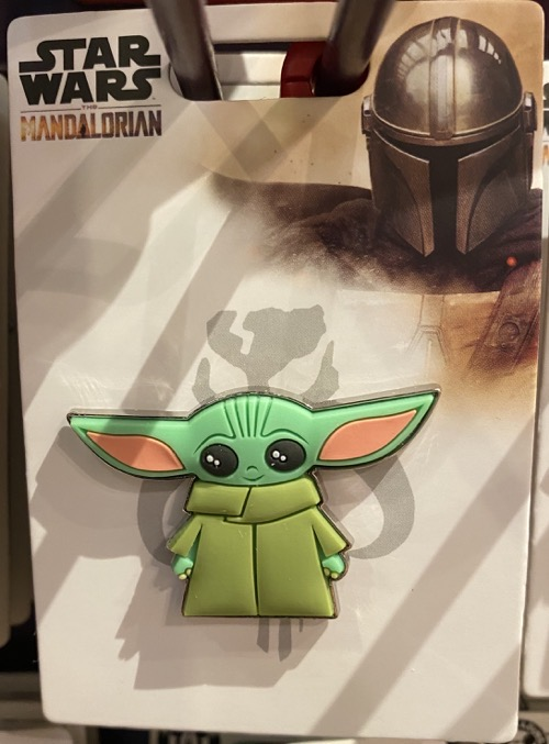 Star Wars The Child Rubber Disney Pin