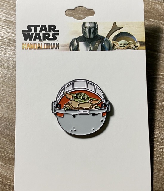Star Wars The Mandalorian The Child Pod Pin at Jewelry.Brands