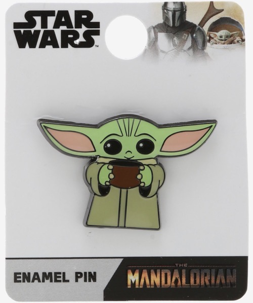 The Child with Soup BoxLunch Star Wars Pin