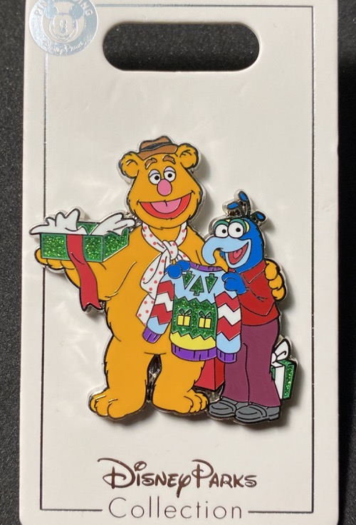 The Muppets Holiday 2020 Disney Pin
