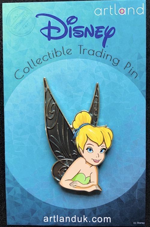Tinker Bell Precious Moment ArtLand Pin
