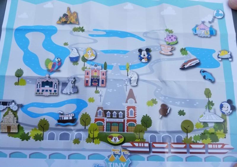 Tiny Kingdom Disneyland Series 3 Master Guide