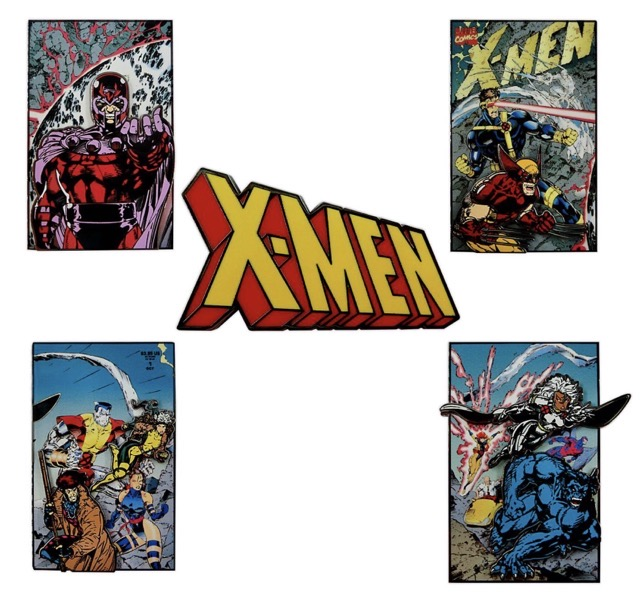X-Men Limited Edition shopDisney Pins