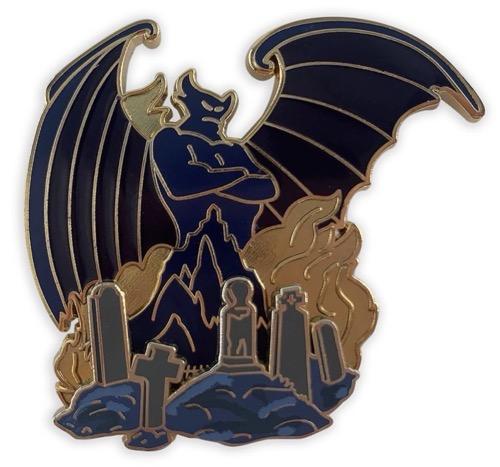 Chernabog Fantasia 80th Anniversary Pin at shopDisney