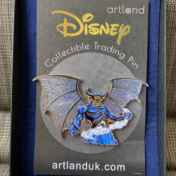 Chernabog Jumbo LE 100 ArtLand Disney Pin