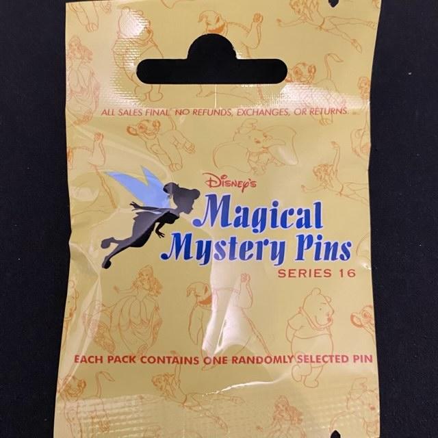 Disney Magical Mystery Pins Series 16