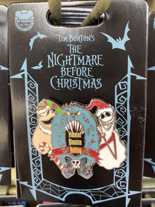 Haunted Mansion Holiday 2020 Disney Pin