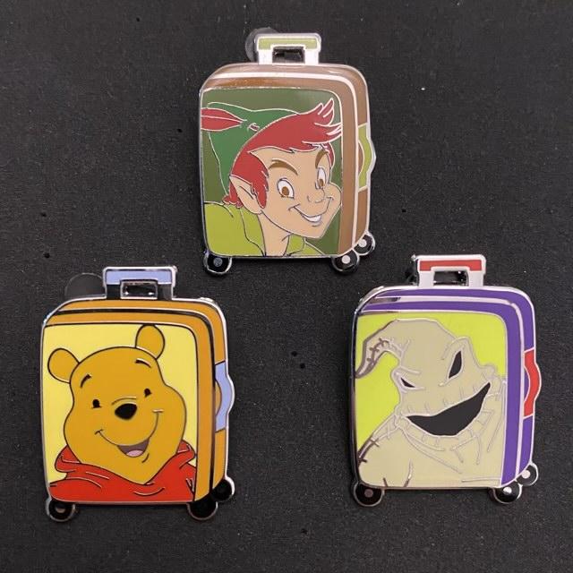 Magical Mystery Series 16 Disney Pins
