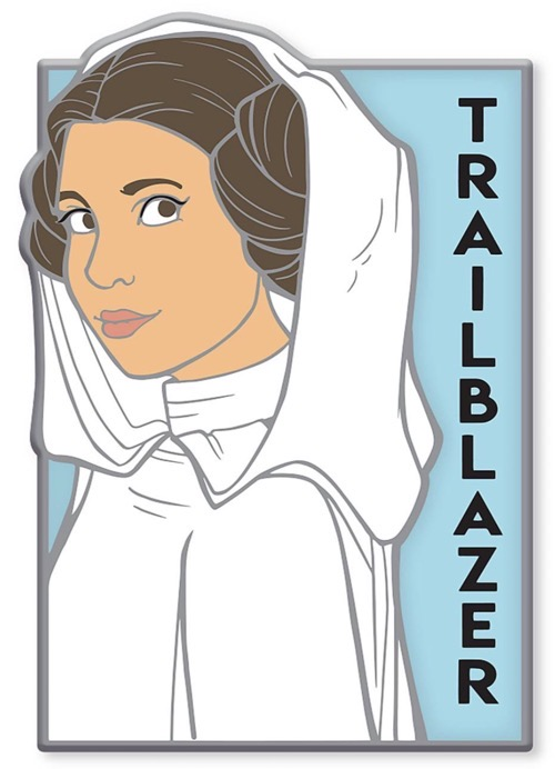Princess Leia Pin by Her Universe