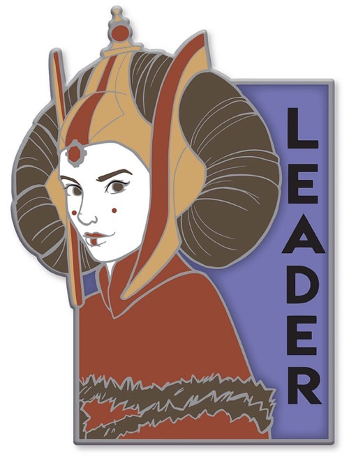 Queen Amidala Pin by Her Universe