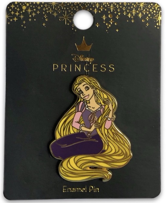 Rapunzel Gleam and Glow LE 600 Disney Pin at Kraken Trade