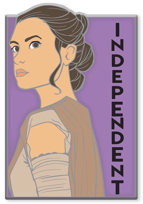 Rey Pin by Her Universe