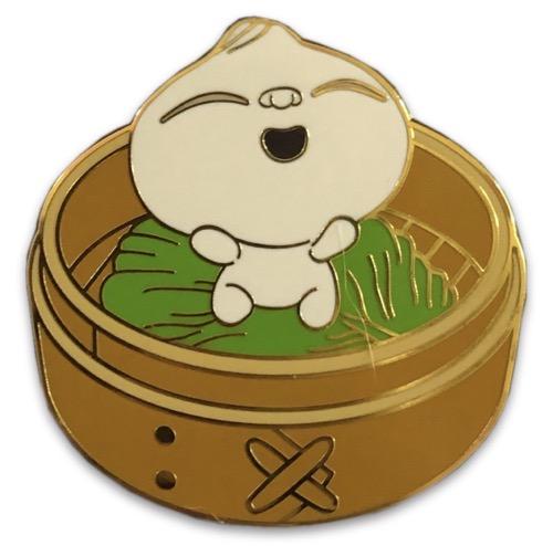 Take a Bao Disney Pin