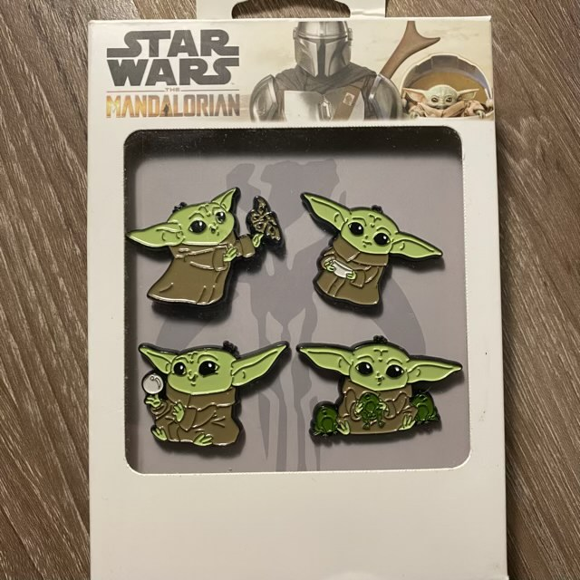 The Child Pin Pack at GameStop