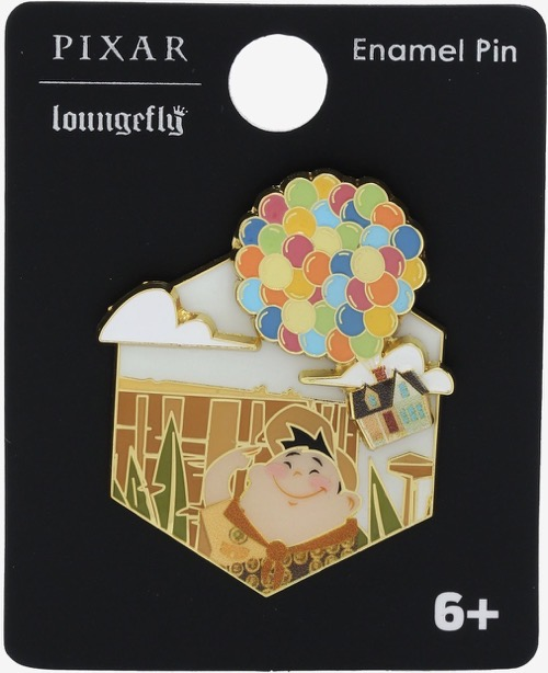 UP Adventure BoxLunch Disney Pin
