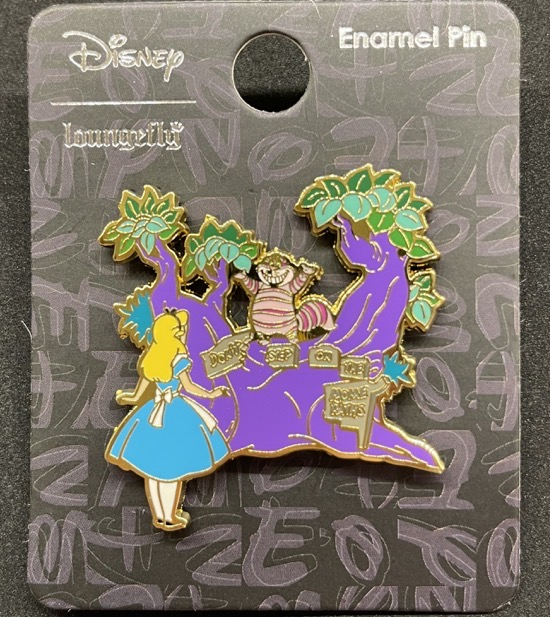 Cheshire Cat Pin Disney Parks Pin Trading 2020 Alice in Wonderland