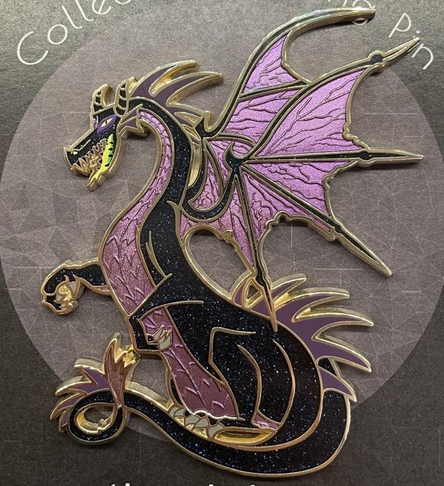 ArtLand Vasilovitch Dragon #2 Pin