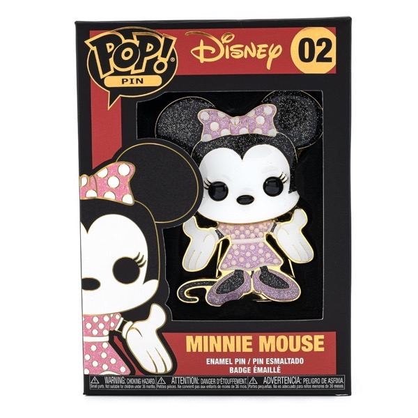 Disney Minnie Mouse Funko Pop! Pin