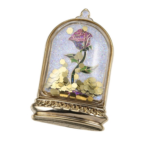 Magic Rose Pin - Disney Store Japan