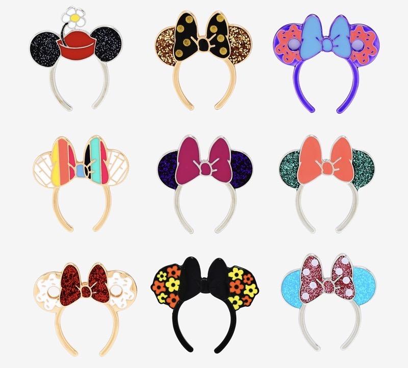 Minnie Ear Headband Series 2 Blind Box Pins at BoxLunch