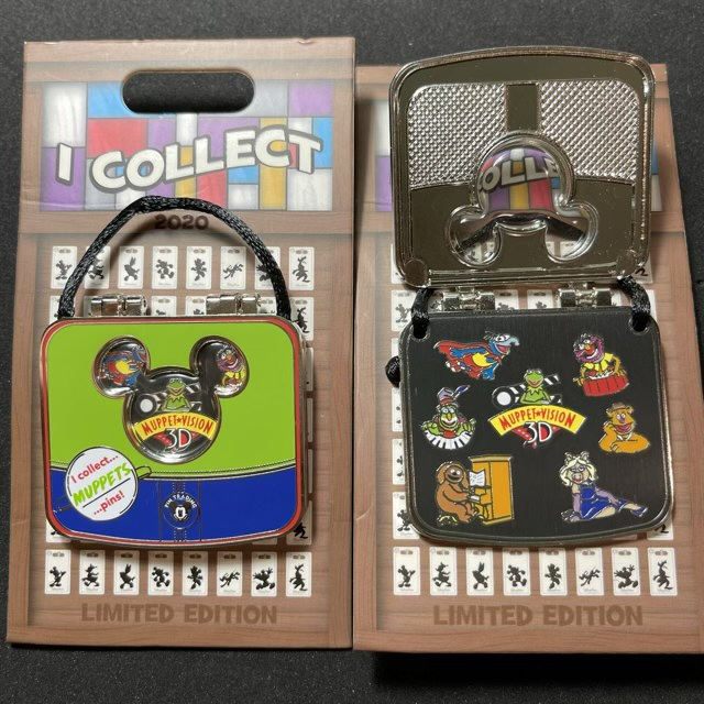 Muppets I Collect Disney Pin