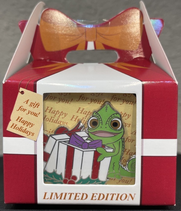 Pascal A Gift for You! Mystery Disney Pin