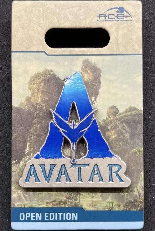 Avatar 2021 Disney Pin