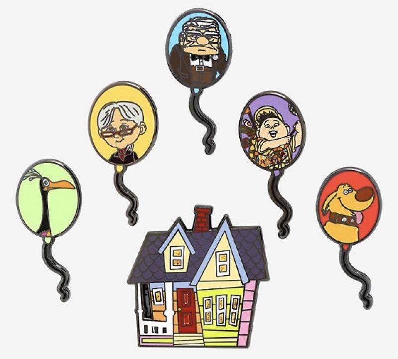Disney Pixar Up Balloons Blind Box Pins at BoxLunch