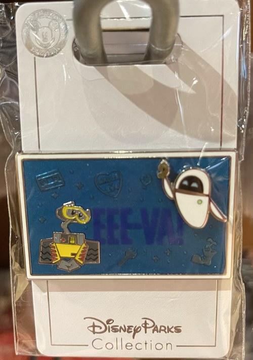 EEE-VA! Disney Pin