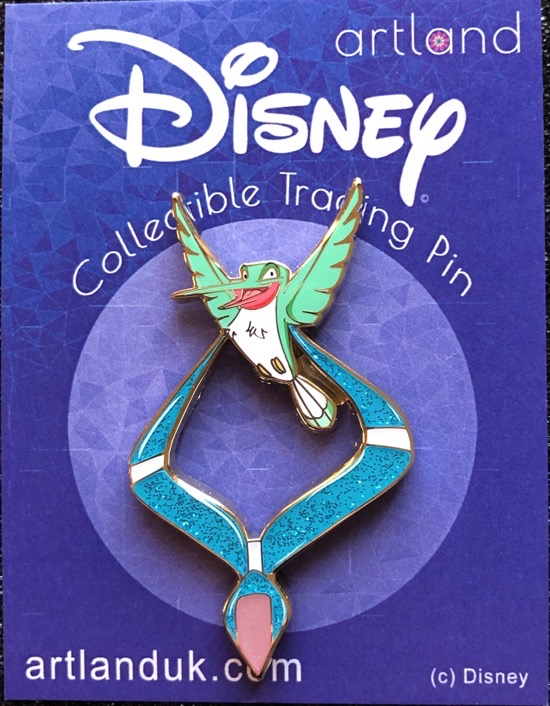 Flit LE 200 ArtLand Disney Pin