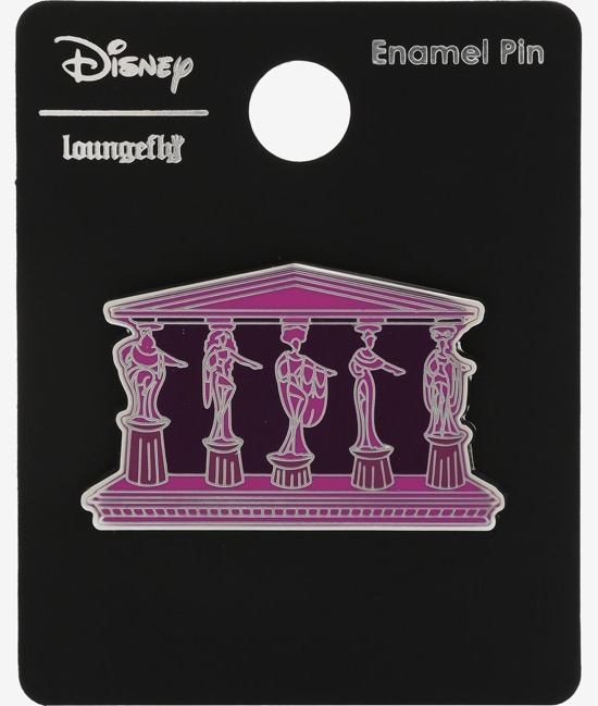 Hercules Muses Column Disney Pin at BoxLunch