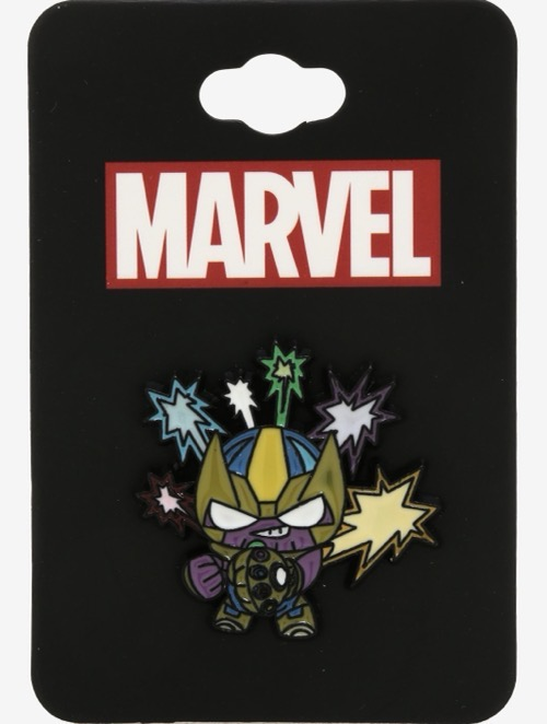 Marvel Avengers Infinity War Thanos Chibi Pin at BoxLunch