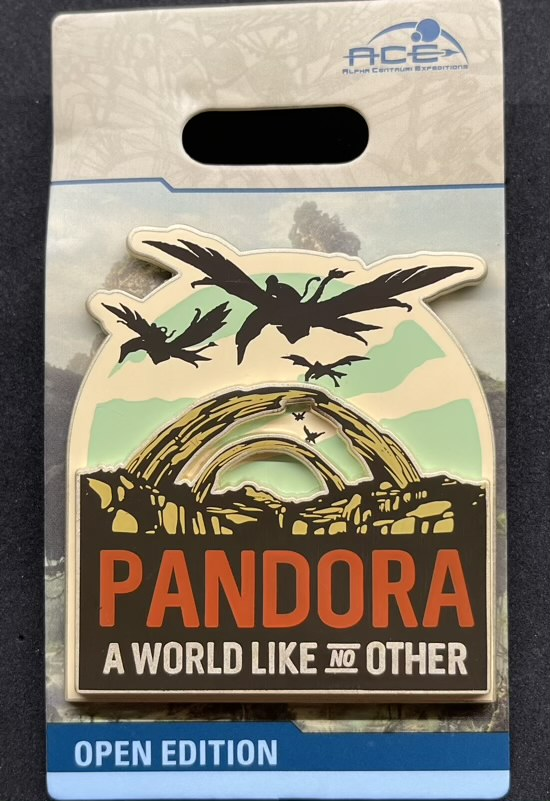 Pandora Mini Jumbo Pin