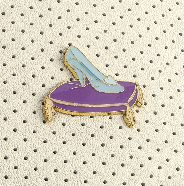 Pin - Cinderella Pin Collector Backpack by Loungefly