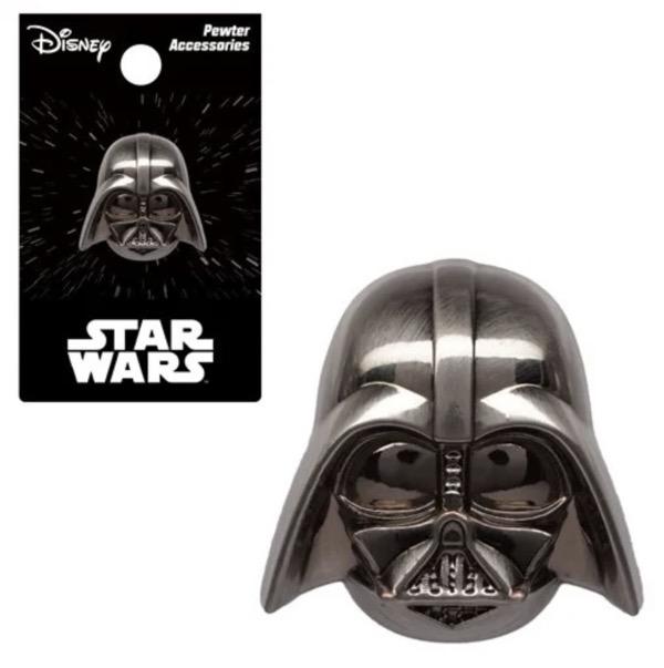 Star Wars Darth Vader Pewter Lapel Pin