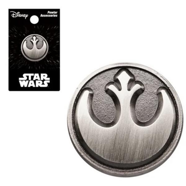 Star Wars Rebel Alliance Pewter Lapel Pin