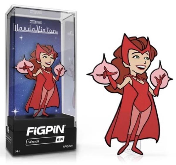 Wanda #691 FiGPiN