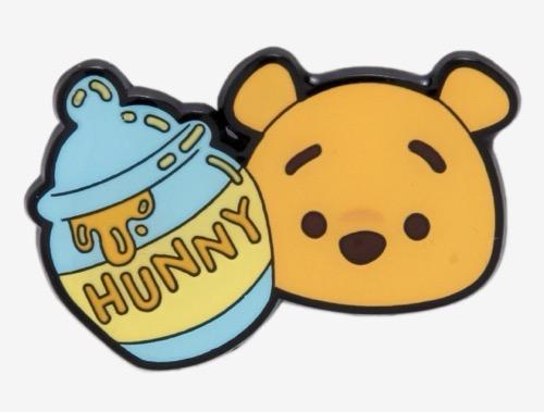 Winnie the Pooh Hunny Hot Topic Pin