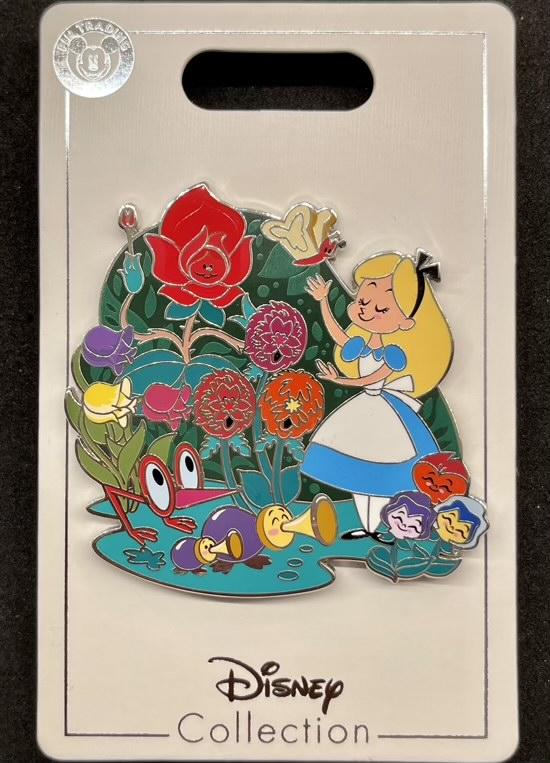 Alice in Wonderland Family Disney Pin