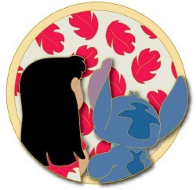 Lilo & Stitch - Friendship Disney Pin