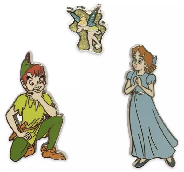 Peter Pan Flair Pin Set - shopDisney