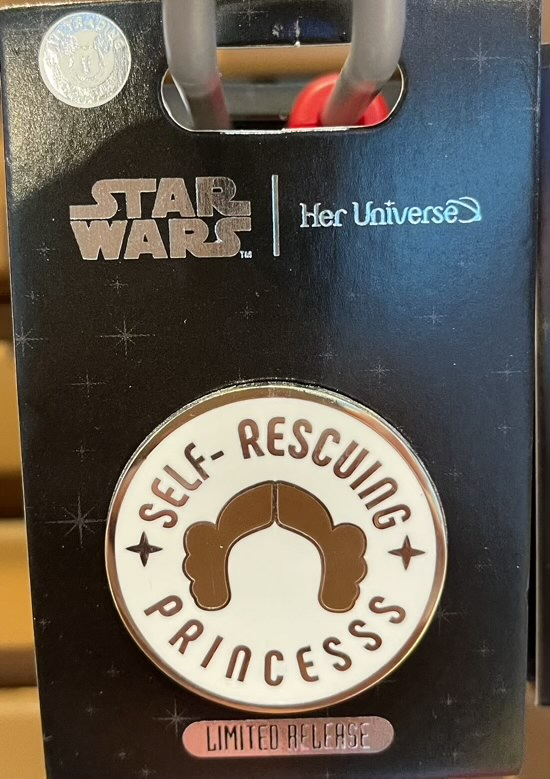 Princess Leia Pin by Her Universe – Star Wars