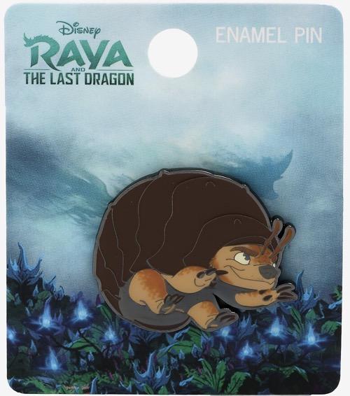 Raya and the Last Dragon Tuk Tuk BoxLunch Disney Pin